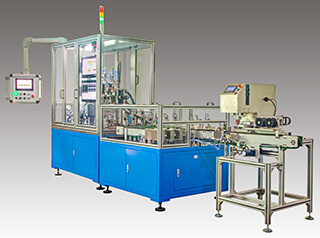 automated inspection line