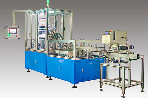 automatic Engine valve inspection machine - GIT - General Integ