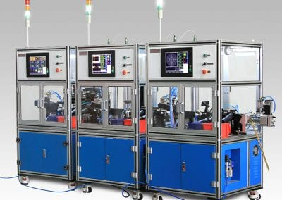 Automatic Engine Valve Inspection Line GIT Systems
